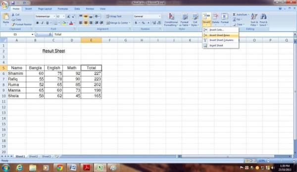 Excel 4.5