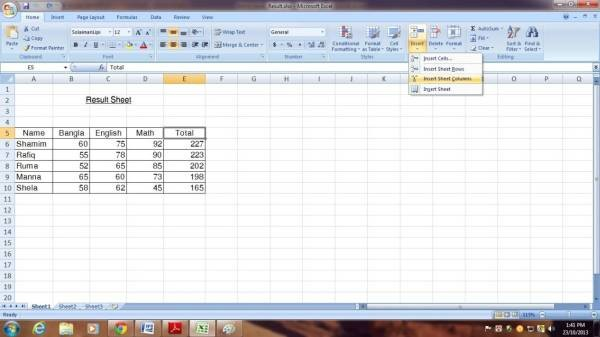 Excel 4.7