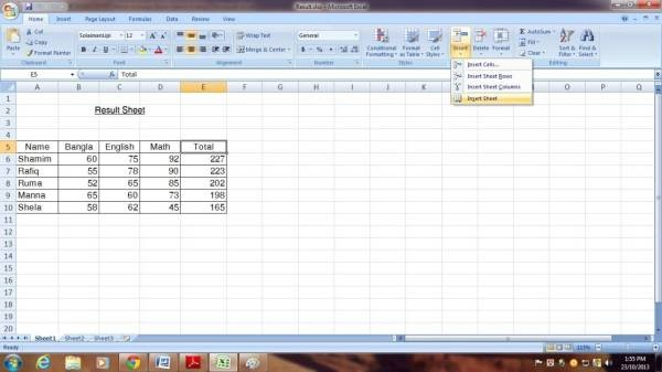 Excel 4.8