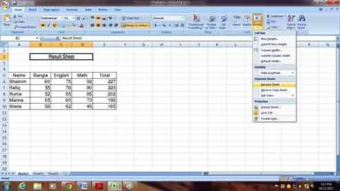 Ms Excel 6.12
