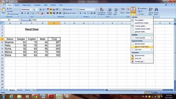Ms Excel 6.14