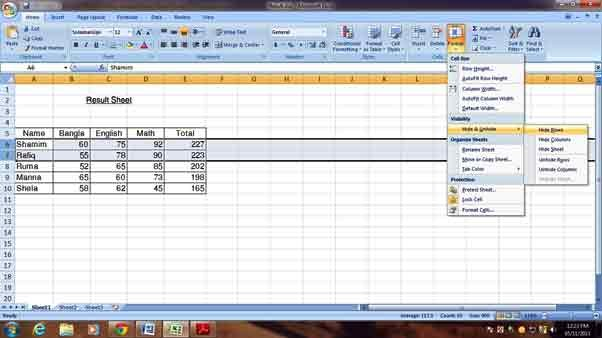 Ms Excel 6.8