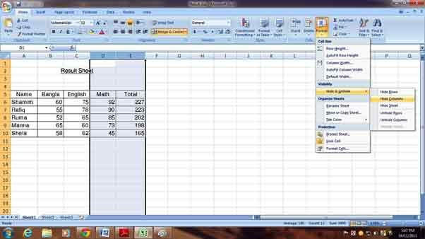 Ms Excel 6.9