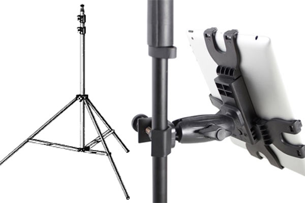 Stands-&-Clamps